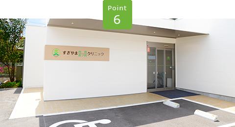 駐車場17台完備